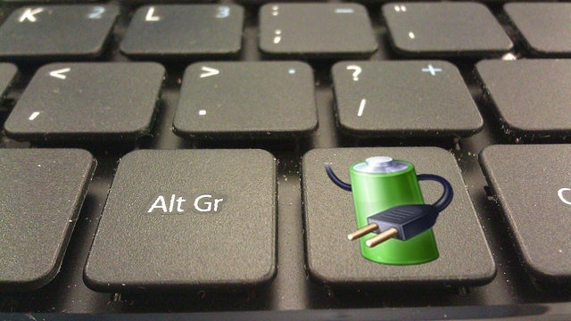 Change Windows Power Plans with a Keyboard Shortcut