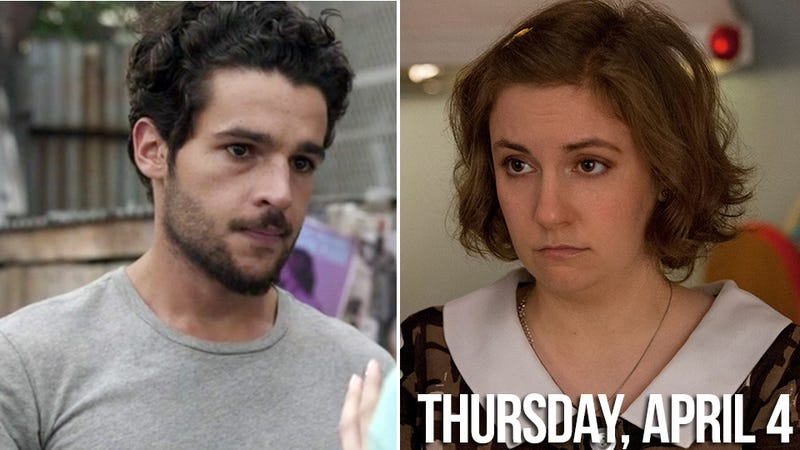 The One Hot Guy on Girls Quits Because He Can't Stand Lena Dunham