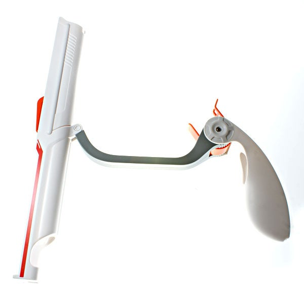 Rifle Prop for Remote Turns You into Buffalo Wii-ll
