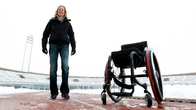 Former Paraplegic Now a Butt-Kicking Pro Cyclist