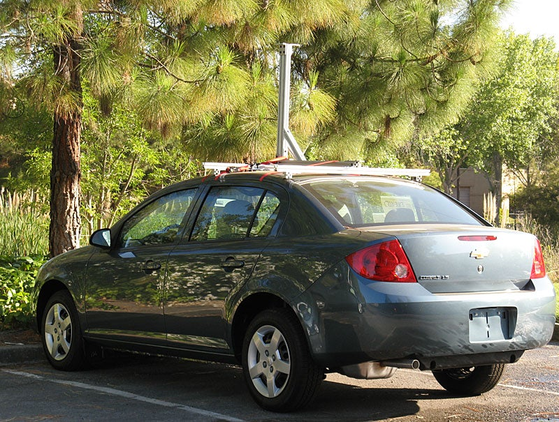 Google Streetview Camera Car Fleet Set to Invade America