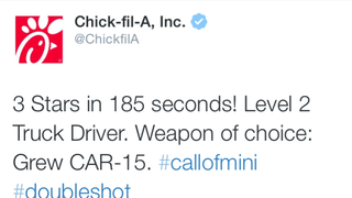 Chick-Fil-A Is Either On A Homicidal Rampage Or Bad At Twitter