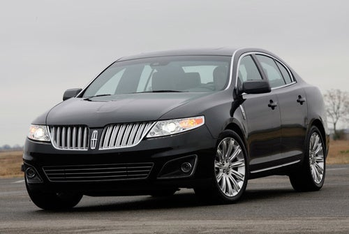Hennessey MaxBoost 435: Lincoln MKS Exterior And Dyno Photos