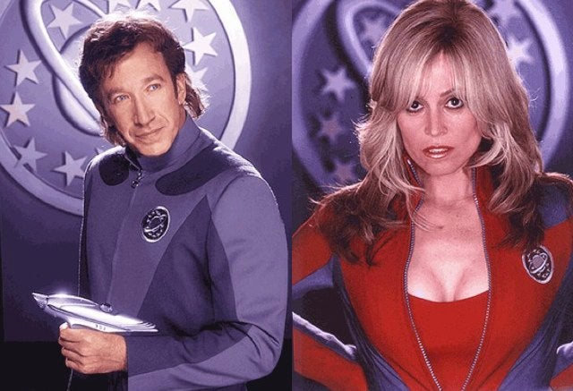 Watch the entire lost Galaxy Quest mockumentary special now