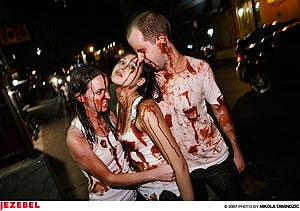 You Are Not The Only One Who Can't Get The Fake Blood Off Your Nipples Today