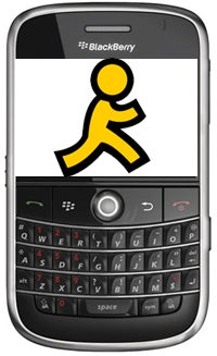 RIM Bringing AOL Mail, AIM and ICQ to All BlackBerry Smartphones