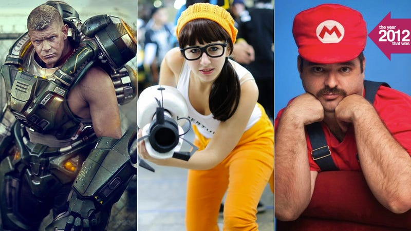 The Year in Cosplay