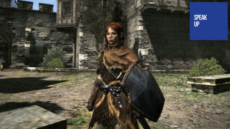 Arisen of Kotaku, Show Us Your Dragon's Dogma Pawns