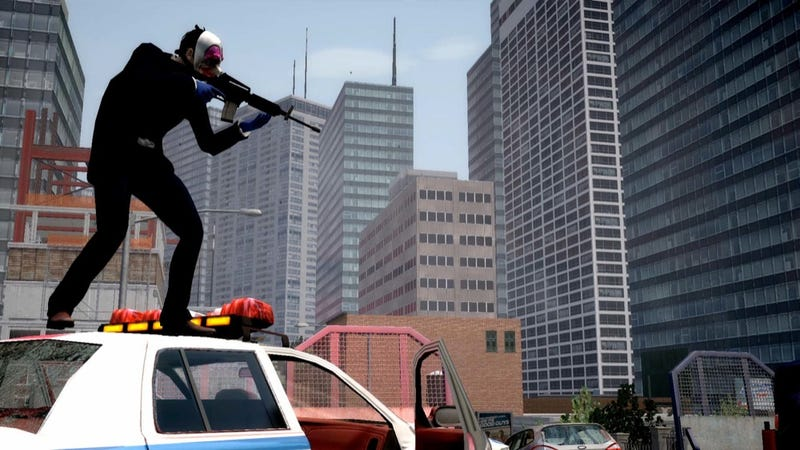 Payday: The Heist Lets You Recreate Hollywood's Best Capers with Three Friends