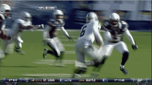 Dancing, Yawning, And Picking Our Noses Into The Sunset: Your Sunday NFL GIF Roundup [UPDATE]