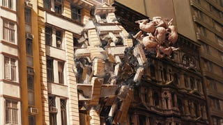 The beautiful and often disturbing paintings of Jeremy Geddes