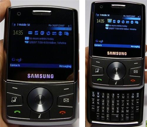 Samsung i570 - You Say Boxy, I Say Short and Squat