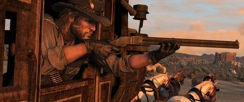 In a First for Rockstar, Red Dead Redemption Gets Difficulty Settings