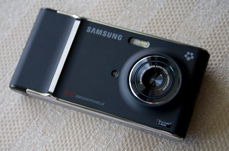 Samsung Memoir 8-Megapixel Cameraphone Lightning Review