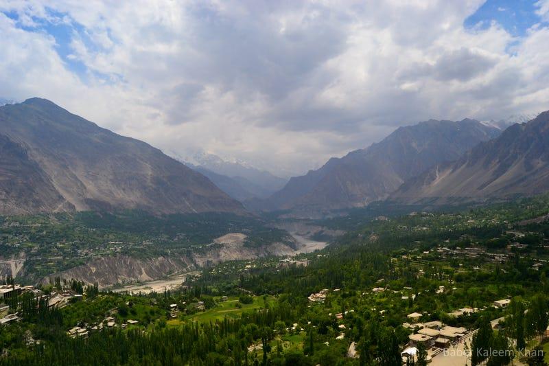 Life Around The Karakoram Highway