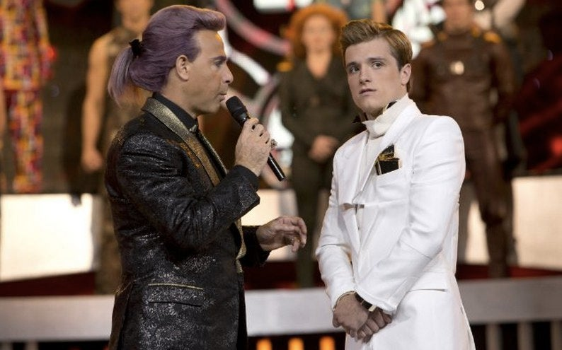 How Catching Fire transformed Peeta from Wuss to Blood Covered Bad Ass
