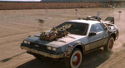 Back To The Future DeLorean Replica Maker Tackles BTTF III
