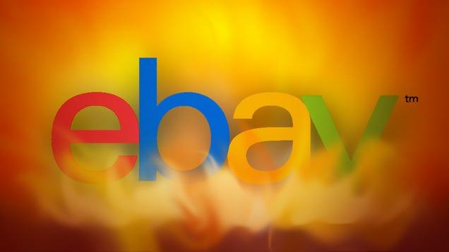 eBay Hacked, Change Your Passwords Now
