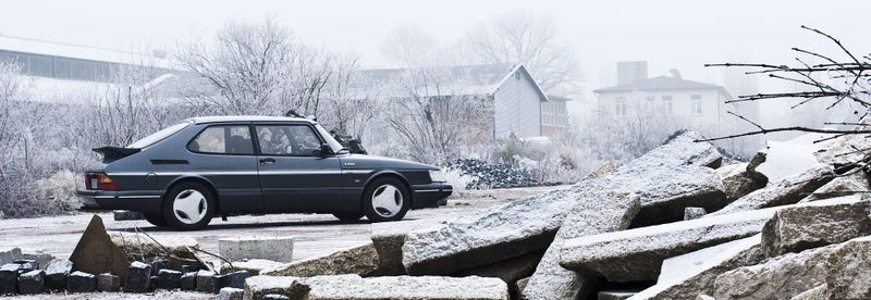 This Car Makes Me Want To Join The Saab Club