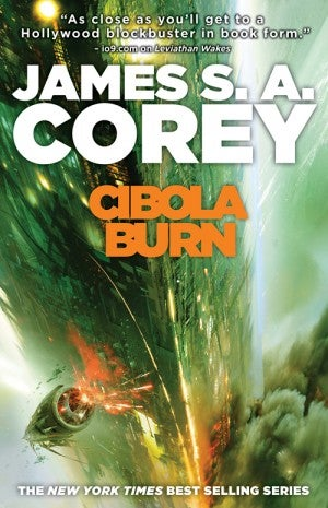 In Cibola Burn, a Space Colony is Torn Apart by Racism from Earth