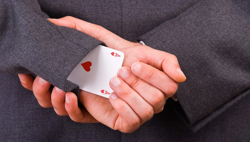 Legendary Poker Player Arrested for Marking Cards