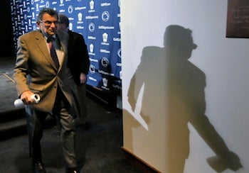 CBS Fires The Guy Who Reported Joe Paterno's Death Before It Happened