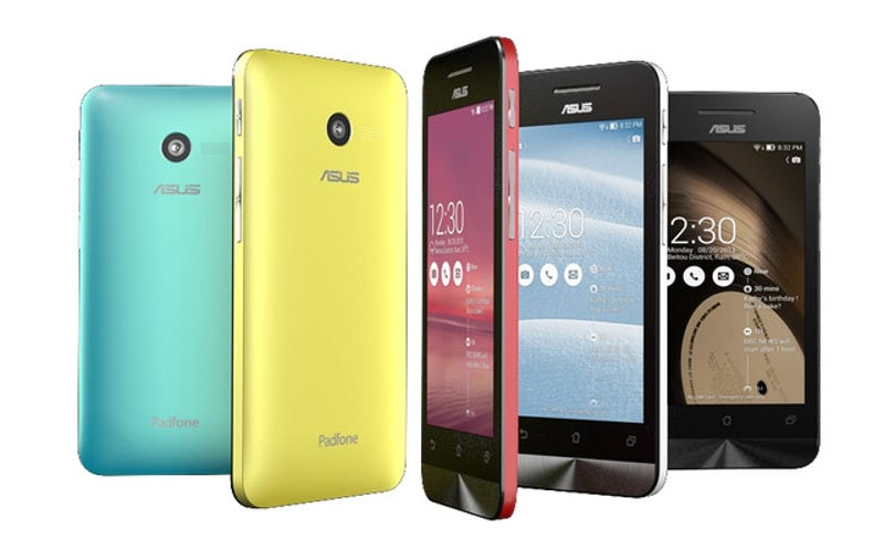 Asus ZenFones: An Android Army with Intel Inside