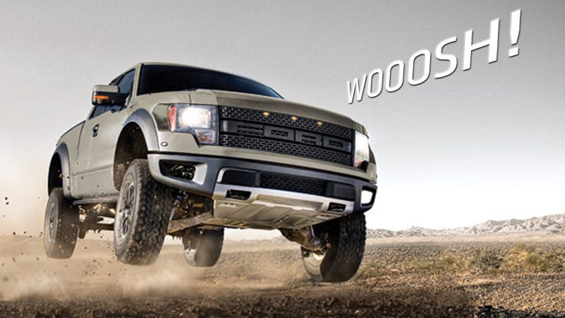 Spies Say The Next-Gen Ford Raptor 'Sounds Like An EcoBoost V6'