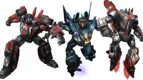 The War For Cybertron Cast Is Now Complete