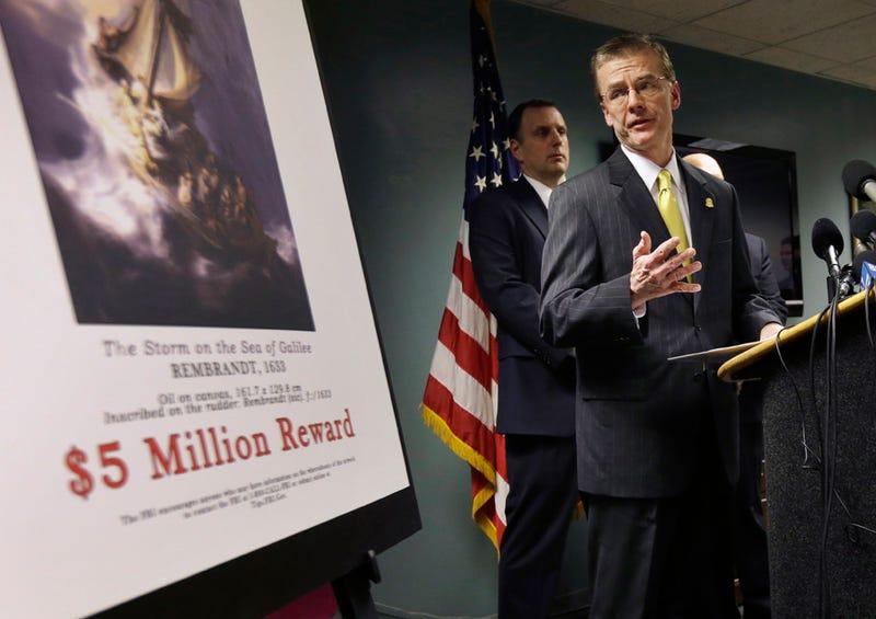 FBI Confirms Sightings of Artwork Stolen From Boston's Gardner Museum