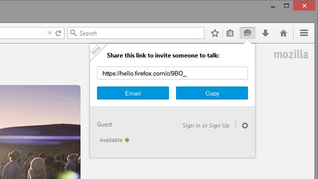 Firefox Gets an Instantaneous Video Chat Feature, Better Search Bar