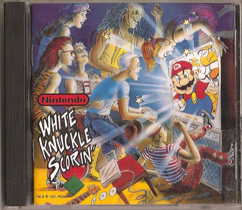 The Horror of Nintendo's White Knuckle Scorin