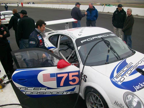 Grid For The 25 Hours Of Thunderhill