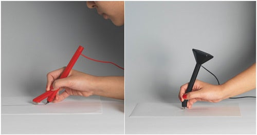 Magnetic Ink Pens Let You Write Audio Messages