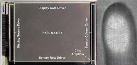 Sharp's Next Gen Mobiles to Pack Fingerprint Reading Touch-Screens
