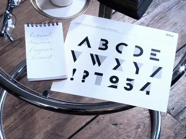 Take Typeface Personality Quiz, Experience Self-Discovery