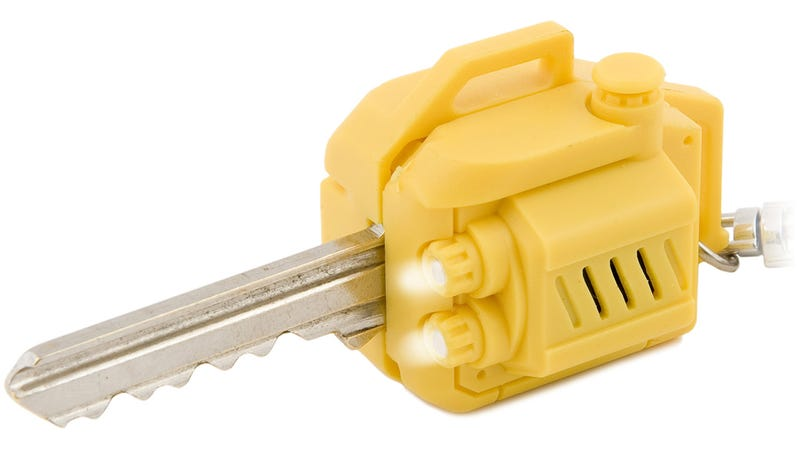 You Can Theoretically Open Any Door With a Tiny Chainsaw In Your Pocket