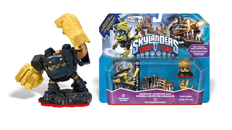 Skylanders Toys R Us : The legendary skylanders return to toys r us
