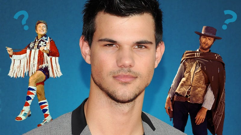 Gay Or Not Gay?: Taylor Lautner