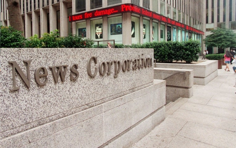 News Corp Back to Shrugging Off Public Opinion