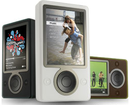Use your Zune as a portable hard drive