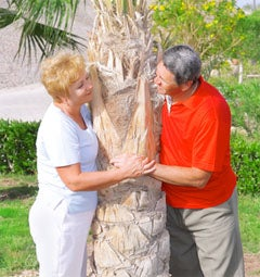 Lube Helps Celibate Baby-Boomers Find Love