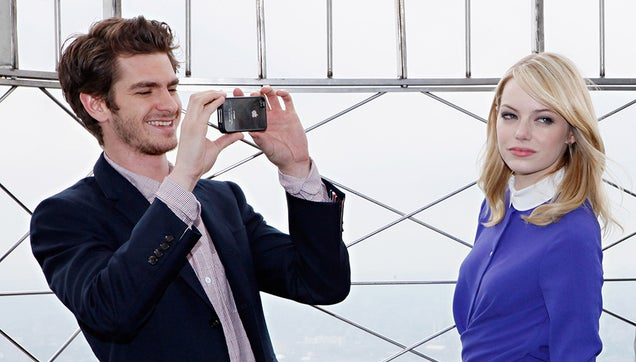 Andrew Garfield Mansplains Femininity to Emma Stone
