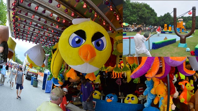 Angry Birds Theme Park Opens Illegally In China