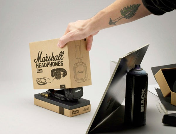 Upcoming Mystery Marshall Headphones Look Worth it For the Packaging Alone