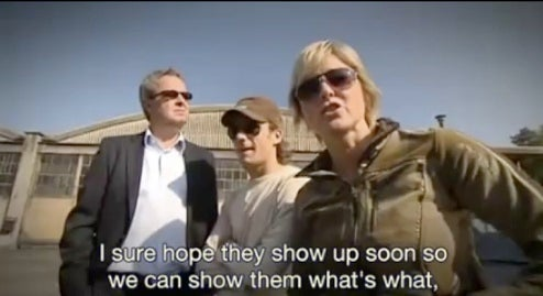 Top Gear's World War, From The German Perspective