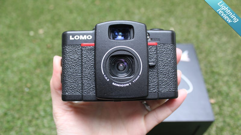 Lomography LC-Wide: Don't Call It a Toy Camera