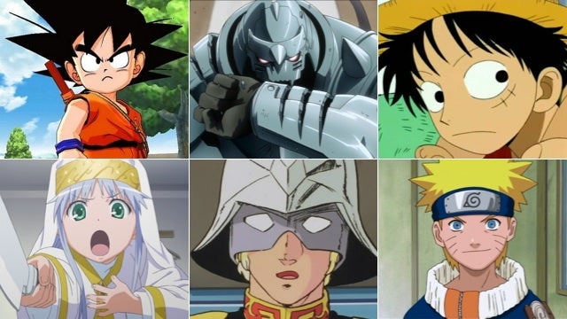 What Show Got You into Anime? 10,000 Japanese Fans Respond.