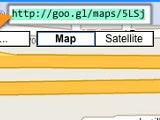 Google Maps Adds Built-In URL Shortening