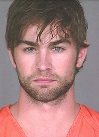 Chace Crawford Arrested for Weed
